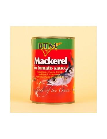 BTM - Mackerel in Tomato...