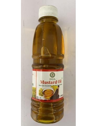Faya - Mustard Oil