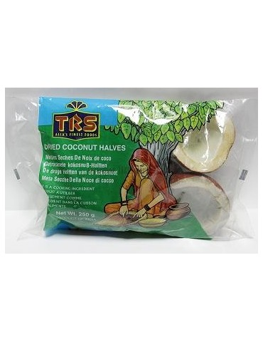 TRS - Dried Coconut Halves