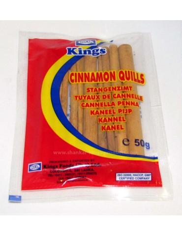 Kings - Cinnamon Quills - 50g