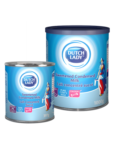 Dutch Lady - Sweetened...