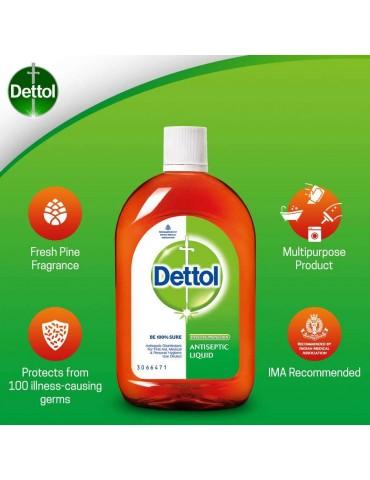 Dettol - Antiseptic Liquid