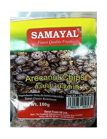 Samayal - Arecanut Chips -...