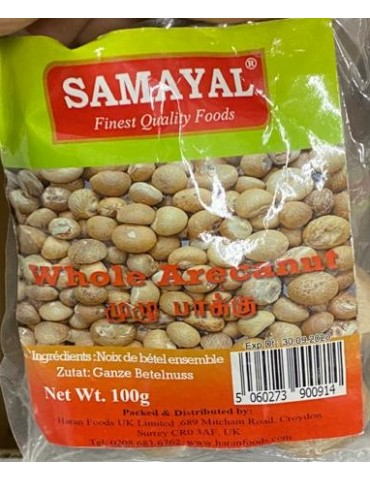 Samayal - Whole Arecanut -...