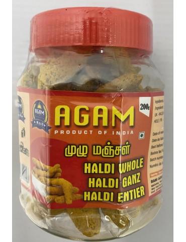 AGAM - Haldi Whole - 200g