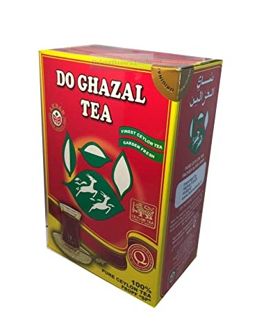 DO GHAZAL TEA - Earl Grey...