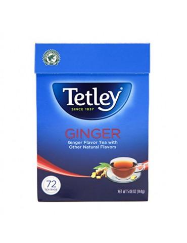 Tetley - Ginger Flavour Tea...