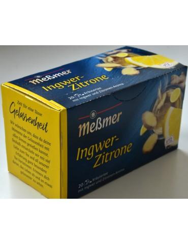 Meßmer - Ingwer Zitrone -...