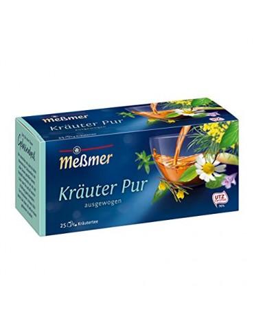 Meßmer - Kräuter Pur - 25 Bags