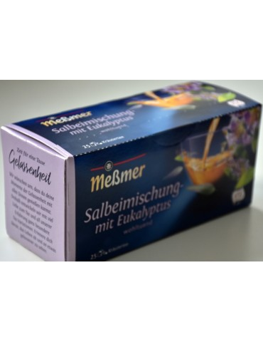 Meßmer - Salbeimischung mit...