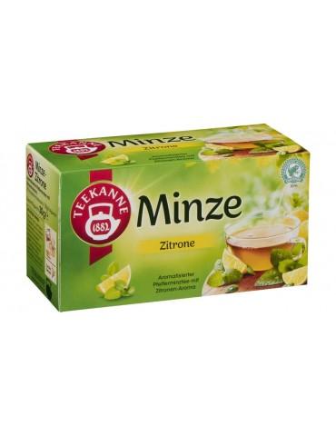Teekanne - Minze Zitrone...