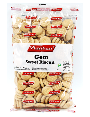 Maliban - Gem Sweet Biscuit