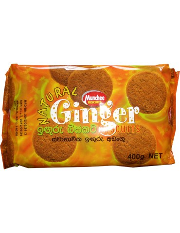 Munchee - Ginger Biscuits
