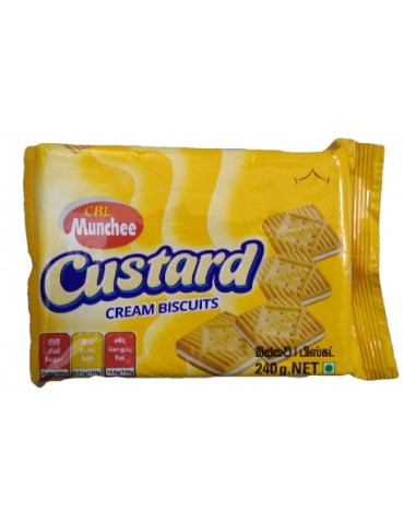 CBL Munchee - Custard Cream...