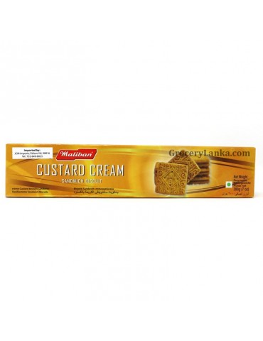 Maliban - Custard Cream Biscuit