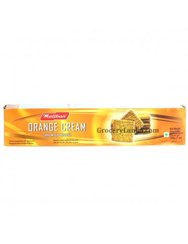 Maliban - Orange Cream...