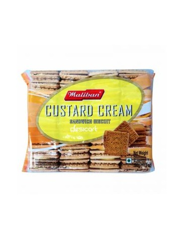 Maliban - Cusrtard Cream...