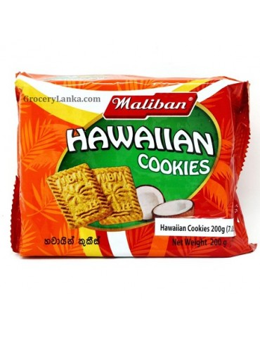 Maliban - Hawaiian Cookies