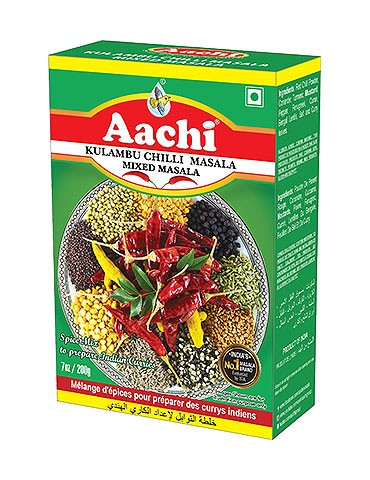 Aachi - Kulambu Chilli Masala