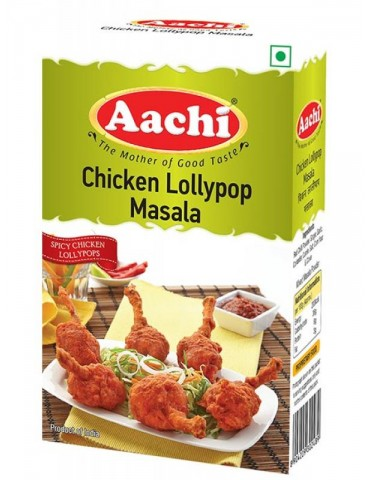 Aachi - Chicken Lolipop Masala