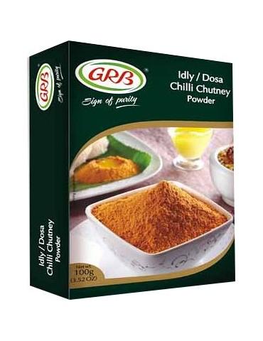 GRB - Idly/Dosa Chilli...