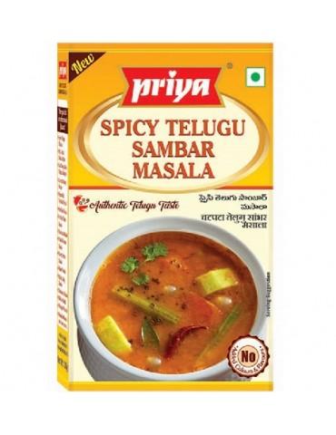 Priya - Spicy Telugu Sambar...