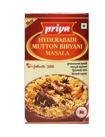 Priya - Hyderabadi Mutton...
