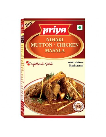 Priya - Nihari Mutton...
