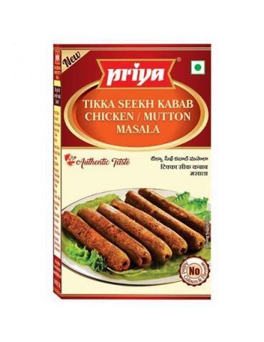 Priya - Tikka Seekh Kabab...