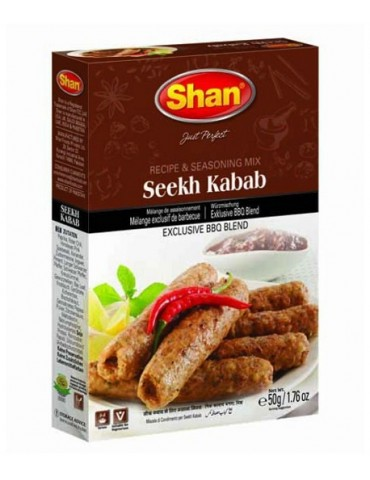 Shan - Seekh Kabab