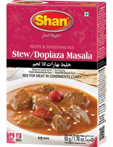 Shan - Stew Dopiaza Masala