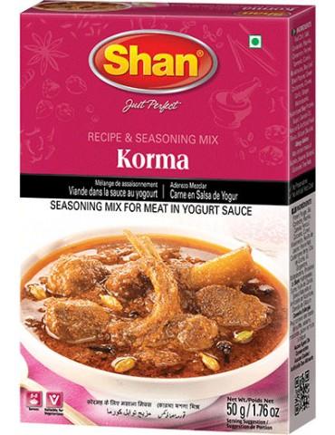 Shan - Korma