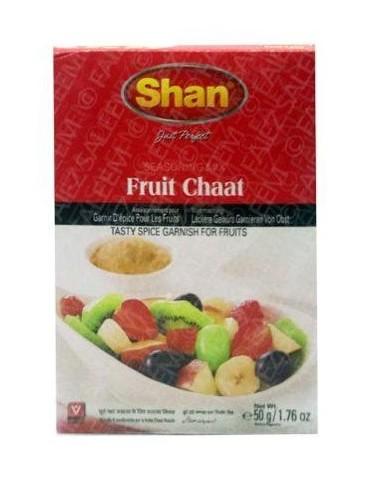 Shan - Fruit Chaat