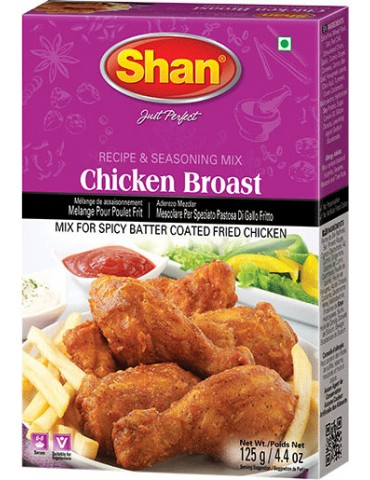 Chicken Broast Mix