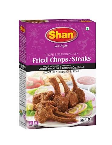 Shan - Fried Chops Steaks