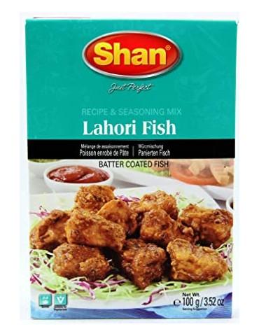 Shan - Lahori Fish