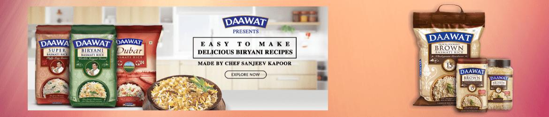 Daawat Rice