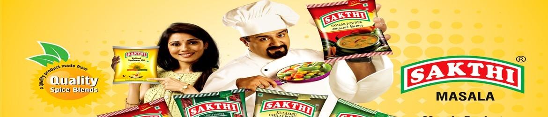 Sakthi Masala Products