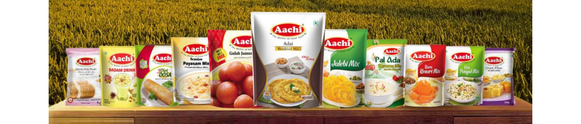 Aachi - Ready to Eat