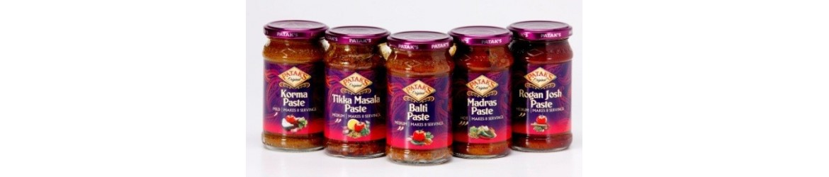 Patak's  Pickle & Paste