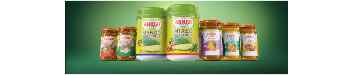 Ahmed Pickle