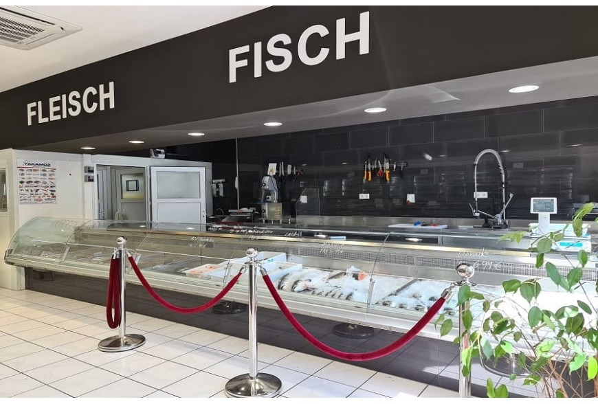 Fresh Fish Market @ TKS