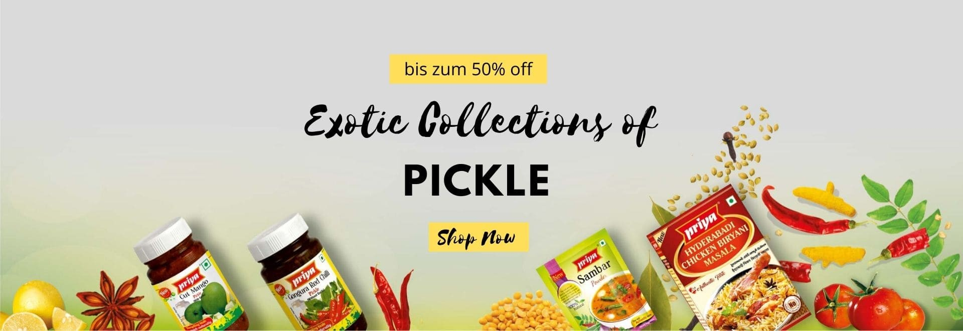 Pickle Shopping